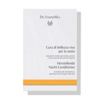 Dr. Hauschka Cura di bellezza viso per la notte 50 fiale da 1 ml
