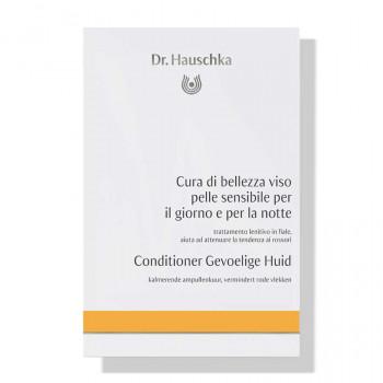 Dr. Hauschka Cura di bellezza viso pelle sensibile per il giorno e per la notte 50 fiale da 1 ml - Trattamento in fiale