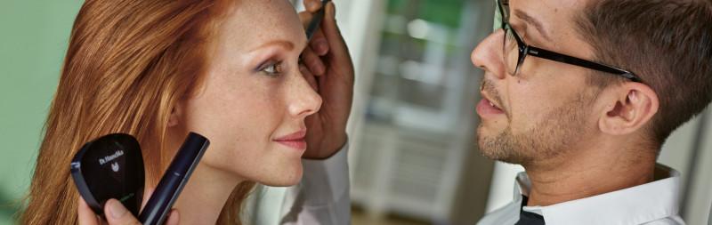 Consigli per il make-up Dr. Hauschka