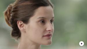Tutorial Dr.Hauschka: Contorni del viso equilibrati