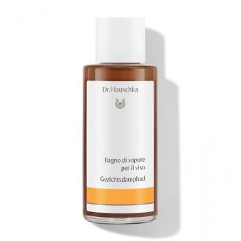 Dr. Hauschka Bagno di vapore per il viso apre i pori del viso, ideale per al pelle soggetta a impurità e comedoni