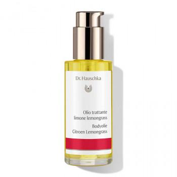 Dr. Hauschka Olio trattante Limone Lemongrass: rassoda la pelle anche in caso di cellulite