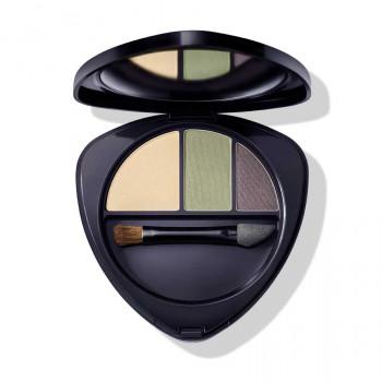 Dr. Hauschka Eyeshadow Trio Palette 02